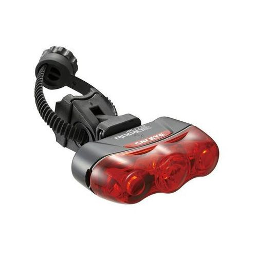 Cateye 5446310 lampka tylna tl-au630-r rapid 3 auto