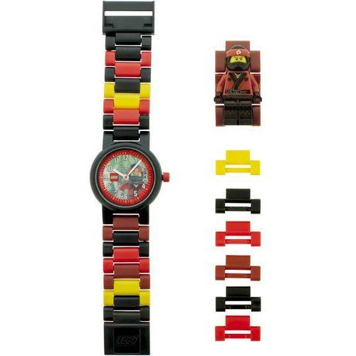 Lego 8021117 zegarek ninjago movie kai minifigurka