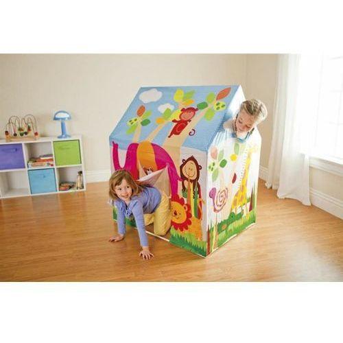 Intex Domek dla dzieci z okienkiem dżungla 95 x 75 x 107 cm 45642 (6941057402703). Najniższe ceny, najlepsze promocje w sklepach, opinie.