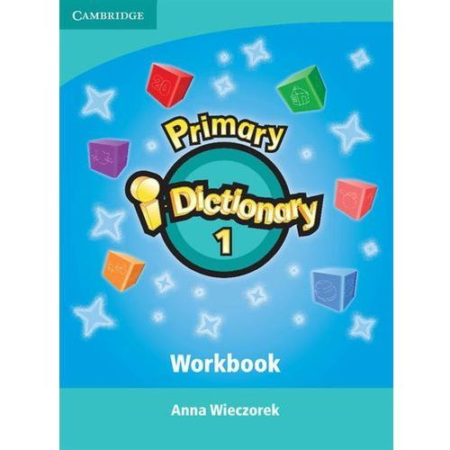 Primary i-Dictionary Level 1 Starters Workbook and CD-ROM - Anna Wieczorek, Cambridge University Press
