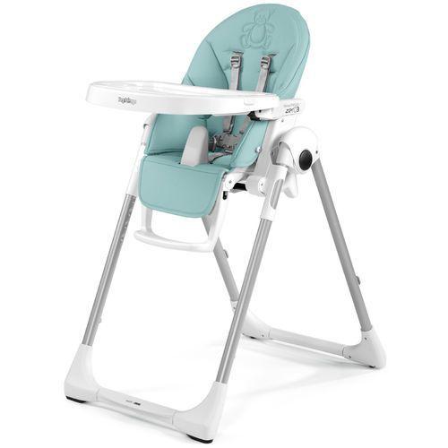 PEG-PEREGO Krzesełko Prima Pappa Zero3 Bear Azul (8005475376355)