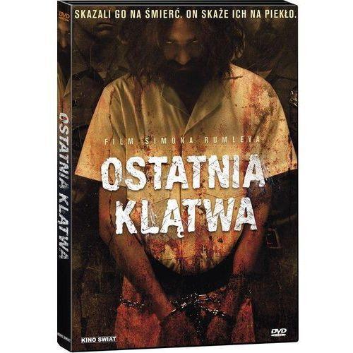 Ostatnia klątwa (DVD) - Add Media (5906190325334)