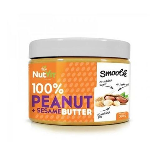 OSTROVIT NutVit 100% SESAME BUTTER 500 G, 5902232610123