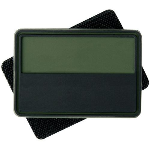 Naszywka helikon flaga pl kpl. 2szt. pvc olive green (od-fpl-rb-02) marki Helikon-tex