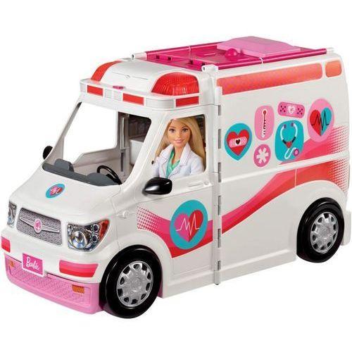 Mattel barbie karetka mobilna klinika 2 w 1