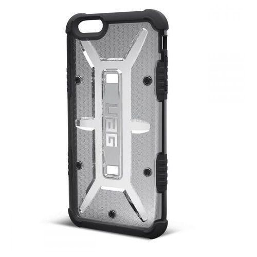 Urban armor gear Pancerna obudowa  folio apple iphone 6 plus / 6s plus ash / black - ash / black