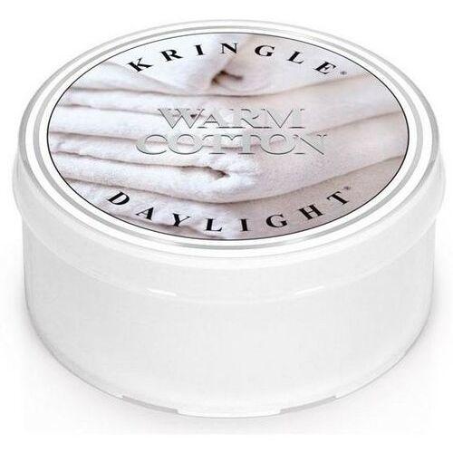 świeca 35g warm cotton marki Kringle candle