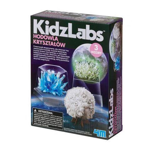 KidzLabs Hodowla kryształów 3 wzory - 4m DARMOWA DOSTAWA KIOSK RUCHU, 5_530936