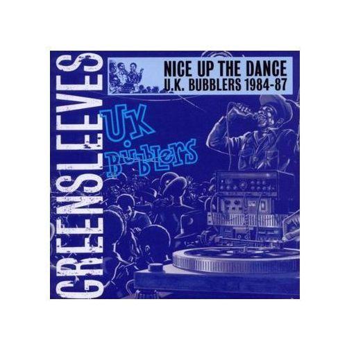 Nice up the dance - u.k. bubblers 1984-87 - różni wykonawcy (płyta cd) marki Greensleeves