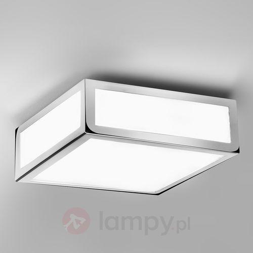 Astro Mashiko 200 square ceiling light chrome