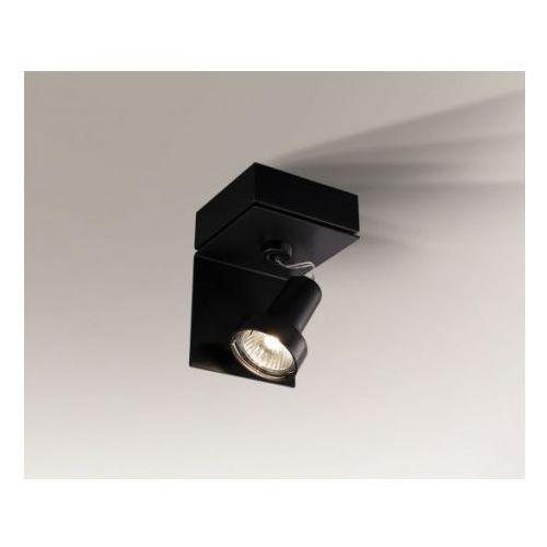 Hamada 2221-b reflektor wpuszczany gu5,3 czarny marki Shilo