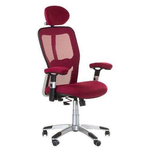 Corpocomfort Fotel ergonomiczny bx-4147 czerwony