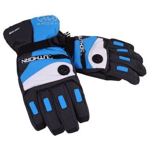 Męskie rękawiczki narciarskie REM015 Outhorn