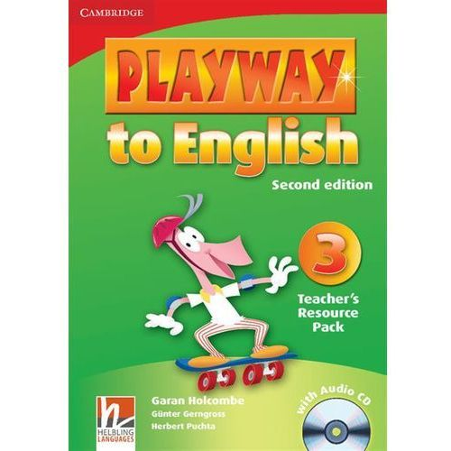 Playway to English 3. Second Edition Teacher's Resource Pack + CD (2009)