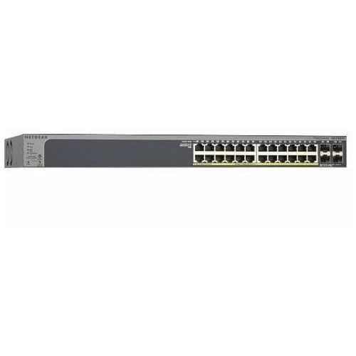 Netgear Switch gs728tp-200eus 24x 10/100/1000 4x sfp 190 w poe+