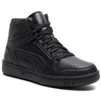 Sneakersy PUMA - Rebound Layup Sl Jr 370486 06 Puma Black/Puma Black, kolor czarny