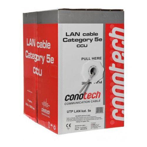 Conotech Kabel lan u/utp kat.5e , ilość - pull box (305m)