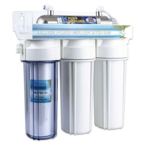 Global water Kuchenny filtr wody fp3 z lampą uv