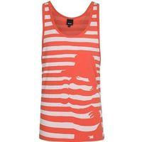 Bench Podkoszulka - stripey chick vest orange (or048) rozmiar: l