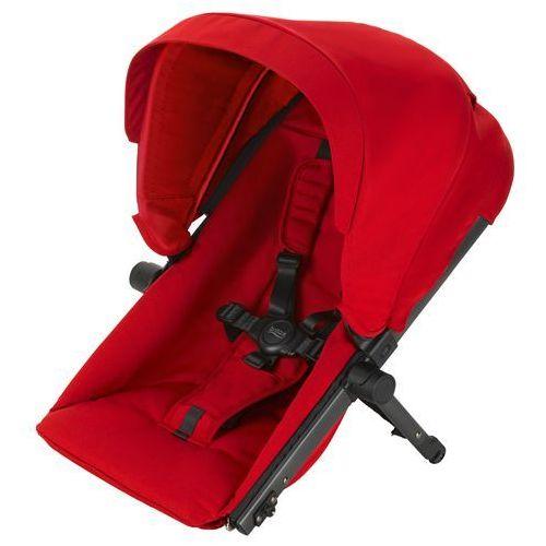 Britax siedzisko dodatkowe do wózka b-ready flame red marki Britax römer