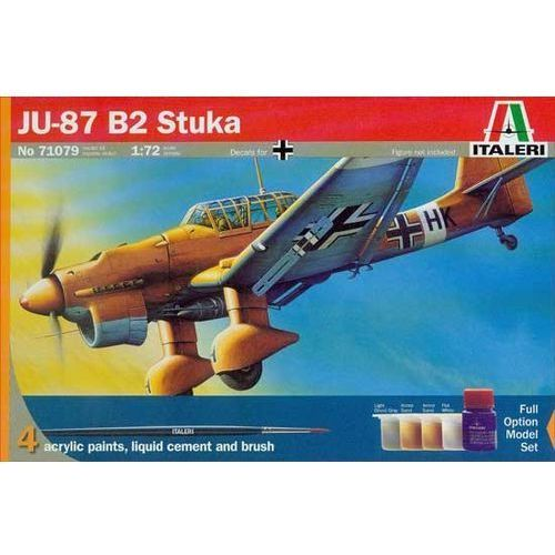 Italeri Model set 'home play' junkers (8001283710794)