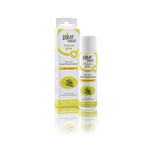 Pjur (ge) Lubrykant pjur med vegan glide waterbased 100 ml