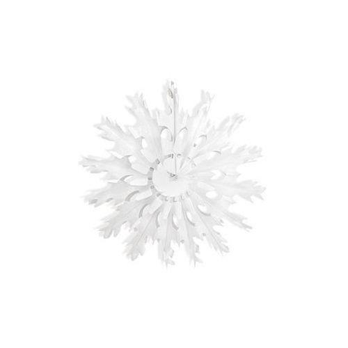 Rozetka wisząca Śnieżynka - 45 cm, #A94^b
