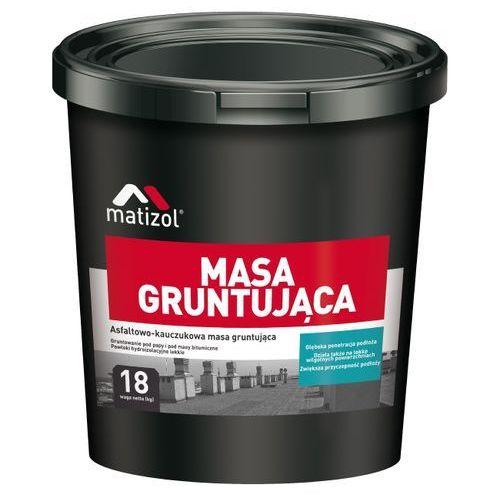 Masa gruntująca marki Matizol