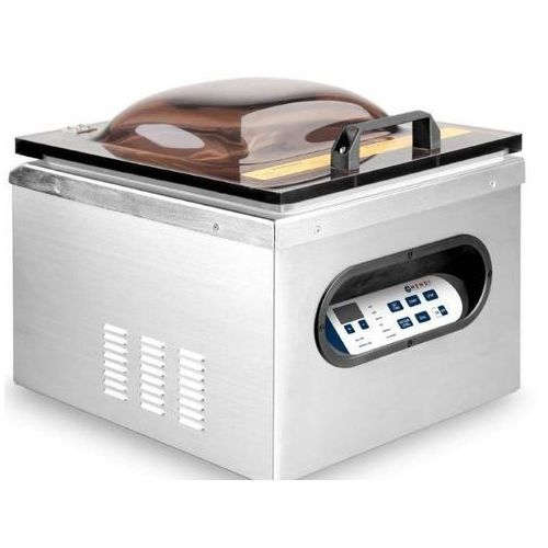 Pakowarka próżniowa Kitchen Line | komorowa | 350x350x(H)110mm | 630W | 230V