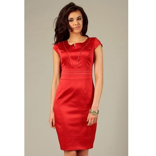 Sukienka Tamara Czerwony