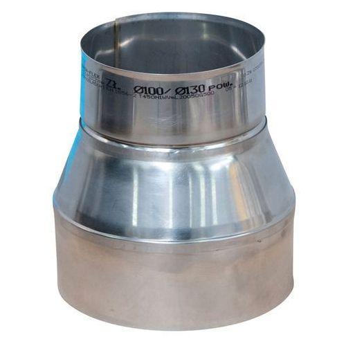 Złączka wkładu kominowego Komin-Flex powiększająca 100/130 mm (5907726538235)