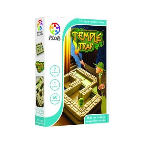 OKAZJA - SMART GAMES, Tajemnice świątyni - DARMOWA DOSTAWA OD 199 ZŁ!!! (5414301518778)