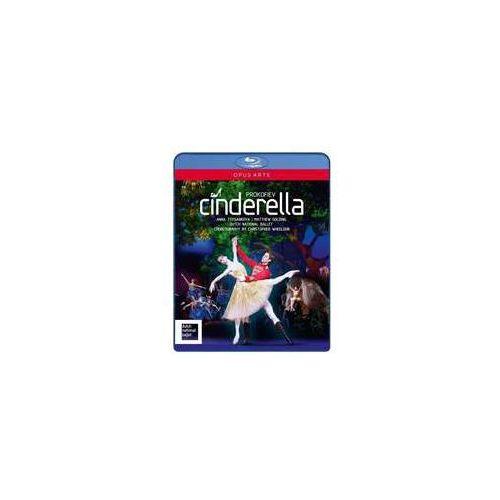Sergei prokofiev: cinderella, muziektheater amsterdam 2012 marki Opus arte