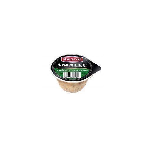 Smalec z mięsem i czosnkiem 110 g Skwierzyna (produkt mięsny)