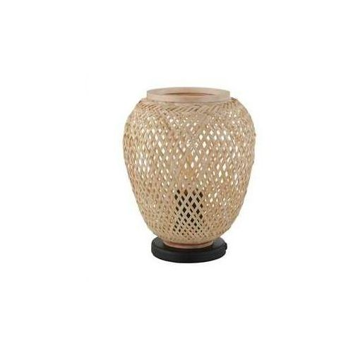 Eglo dembleby 43263 lampa stołowa lampka 1x40w e27 drewno