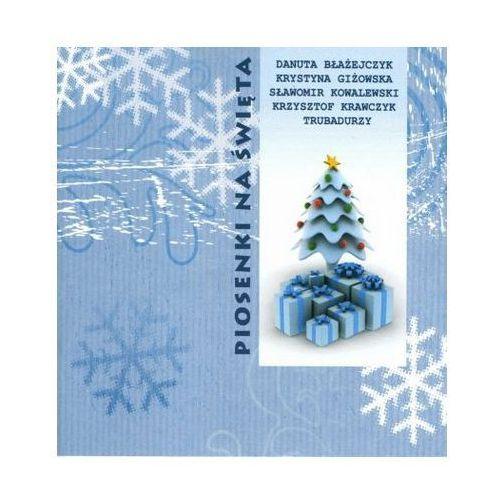 Mtj Piosenki na święta - różni wykonawcy (płyta cd) (5906409108451)