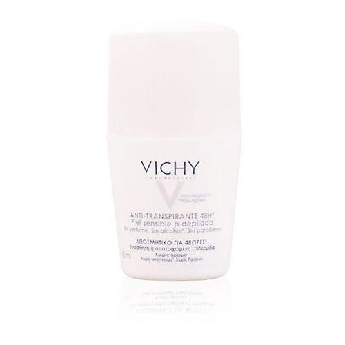 VICHY Dezodorant w kulce 48h - skóra bardzo wrażliwa depilowana - biały 50ml CENA