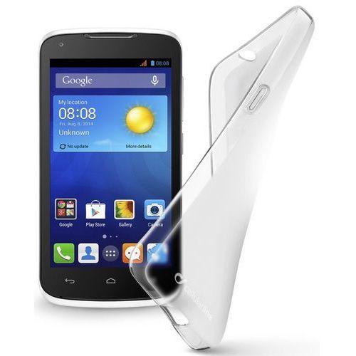 Etui CELLULAR LINE Shape do Huawei Ascend Y540 Przezroczysty (8018080247019)