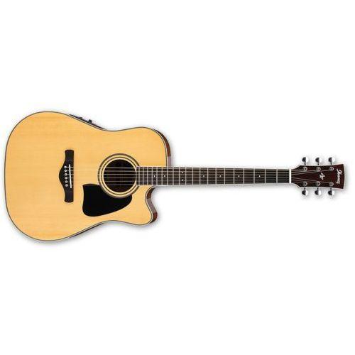 Aw70ece-nt natural - gitara elektroakustyczna wyprodukowany przez Ibanez