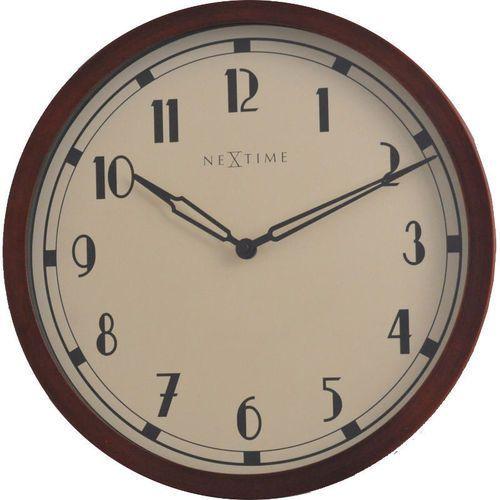 NeXtime - zegar ścienny Royal 26 cm