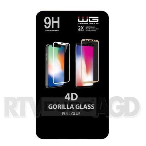 Winner WG 4D Full Glue iPhone XS MAX/11PRO MAX (czarny)
