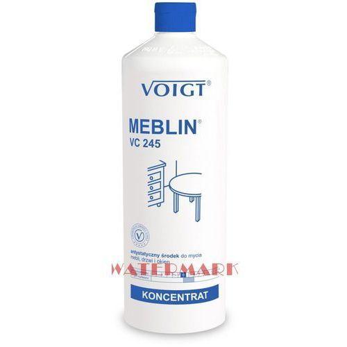 Meblin 1l czyste meble, kanapa i fotel marki Voigt