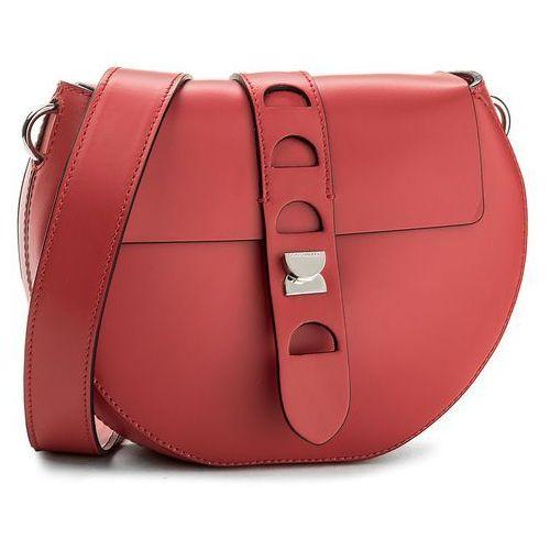 Torebka COCCINELLE - BO1 Carousel Design E1 BO1 55 C6 01 Coquelicot 209, kolor czerwony