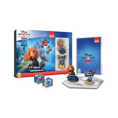Cdp.pl Gra ps3 disney infinity 2.0: plac zabaw combo pack (8717418444846)