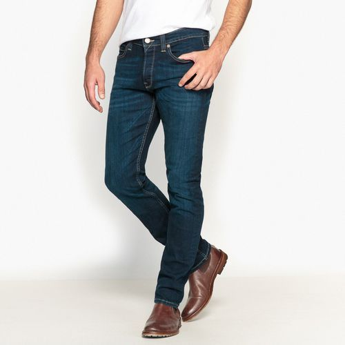 Jeansy 73 cm slim, bawełna