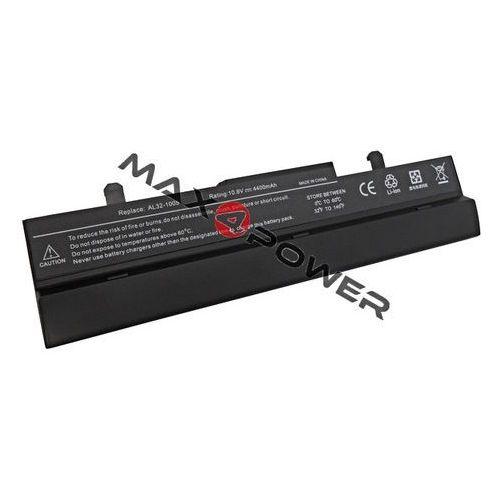 Max4power +30% premium bateria do laptopa asus eee pc 1005hab   5200mah / 56wh
