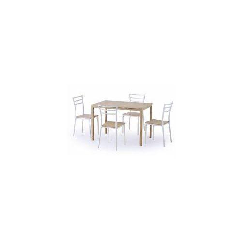 Halmar Zestaw avant stół z 4 krzesłami