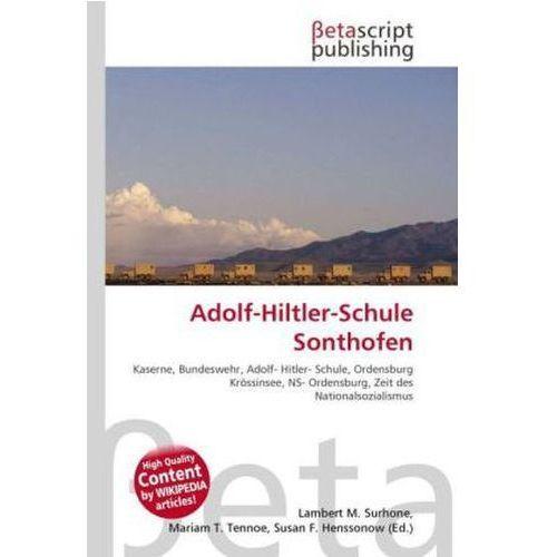 Adolf-Hiltler-Schule Sonthofen