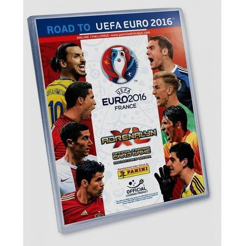 Panini kolekcja Klaser road to uefa euro 2016 adrenalyn