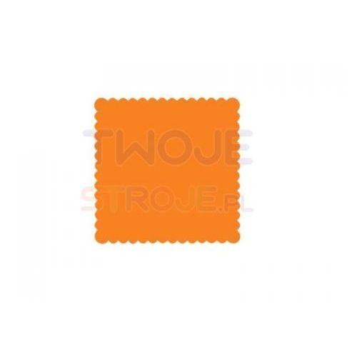 SERWETKI JEDNOWARSTWOWE POMARAŃCZOWE 15x15cm 200szt, #A236^a